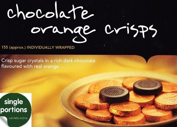 Chocolate Orange Crisp - individuals